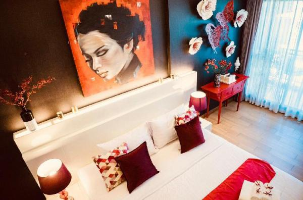 Romantic Honeymoon Siam Suite, Central Chiang Mai Chiang Mai