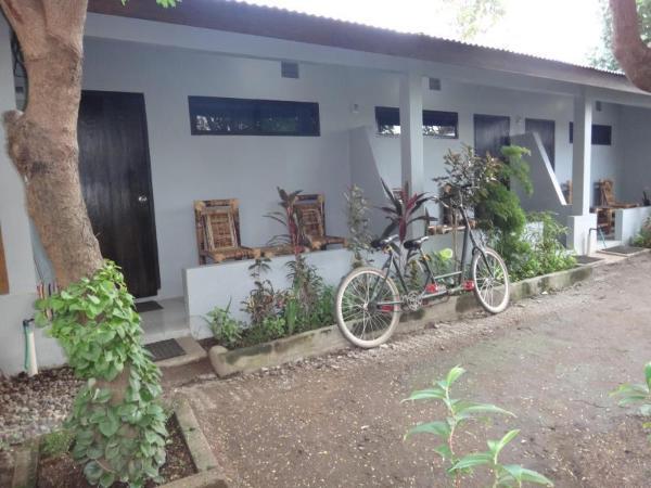 Mbah Mek Trawangan Homestay Lombok