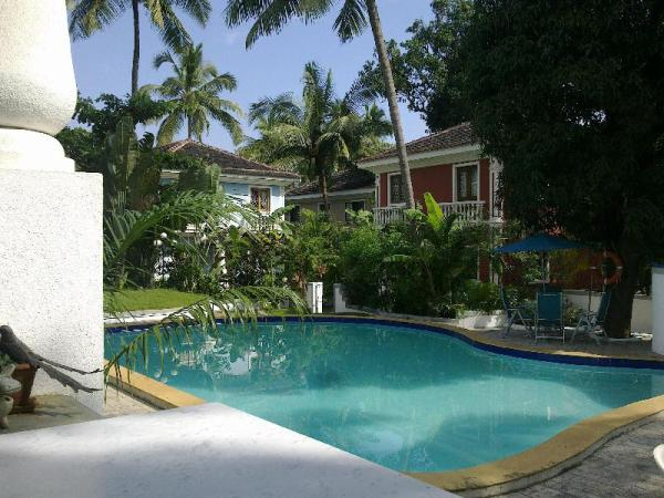 1265 Crescent Villa Goa