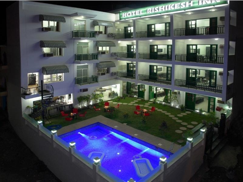 Rishikesh INN By One Hotel