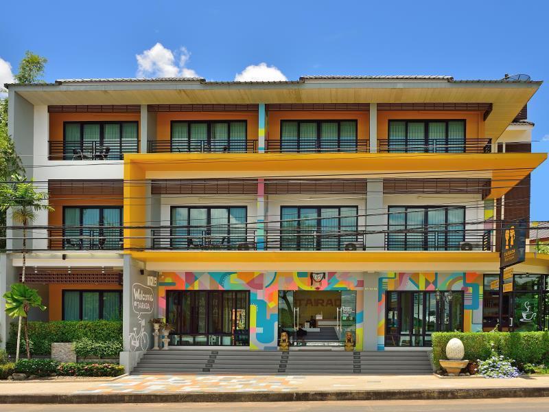 Tairada Boutique Hotel ไทยรดา บูทิค โฮเต็ล
