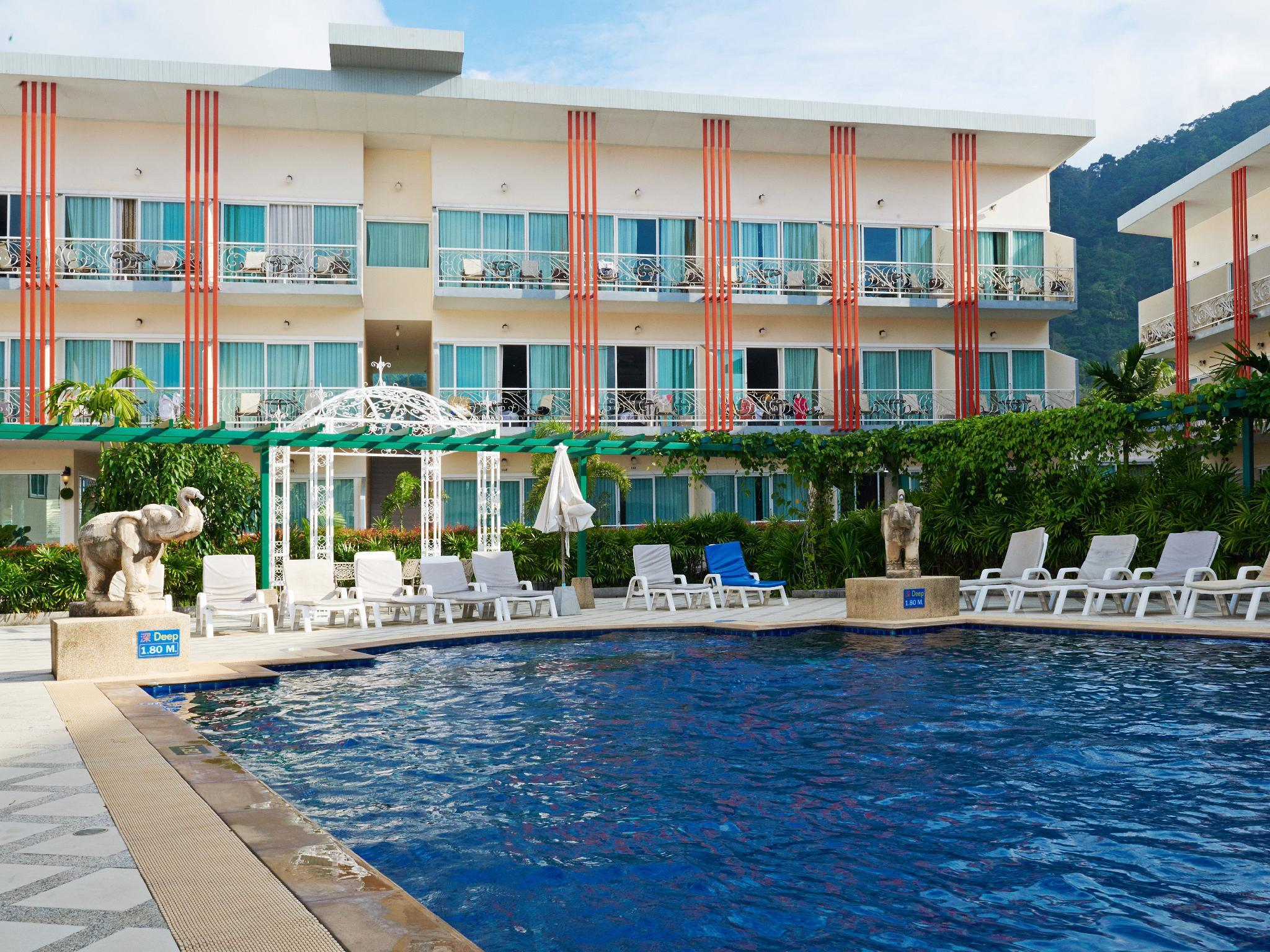 The Trend Kamala Hotel โรงแรมเดอะ เทรนด์ กมลา
