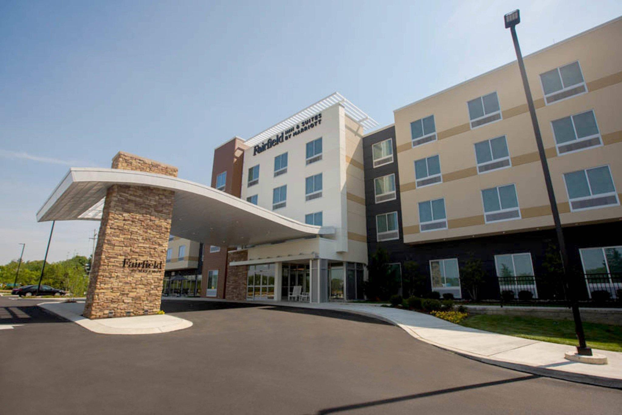 Fairfield Inn And Suites Philadelphia Broomall Newtown Square