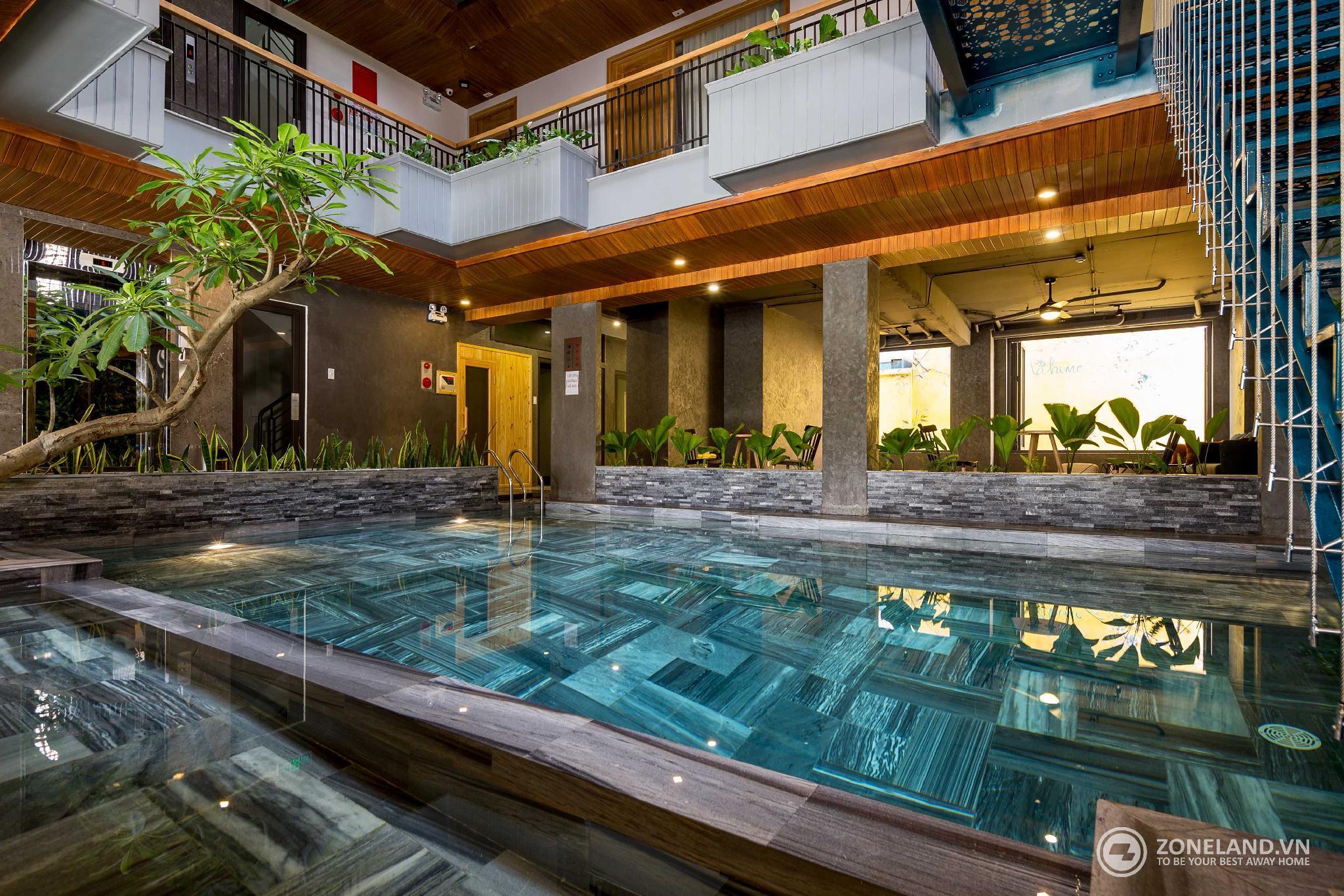 Zoneland Apartments   LaHome Beach Villa