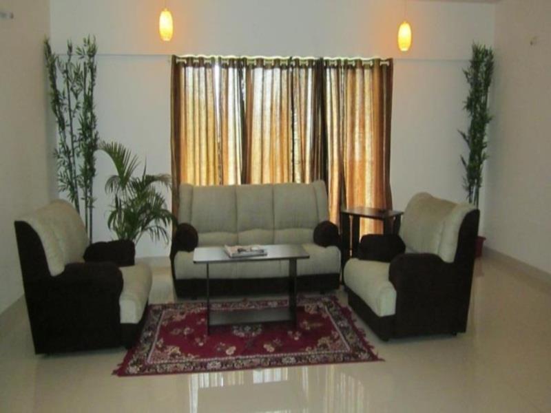 Honey Hospitality Service Apartment Aundh