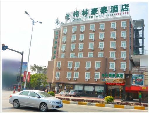 GreenTree Inn Guangdong Shantou Jinping District Hulushi YuePu Highway Exit Business Hotel