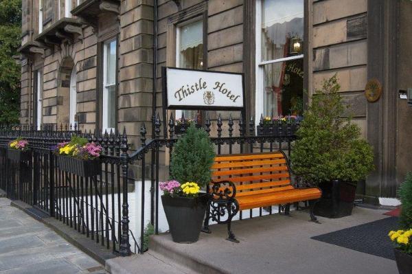 Thistle Hotel Edinburgh
