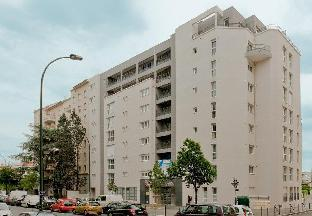 城市公寓里昂維爾巴納旅館