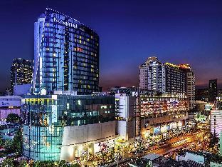 Novotel Bangkok Platinum Pratunam โนโวเทล กรุงเทพ แพลทินัม ประตูน้ำ
