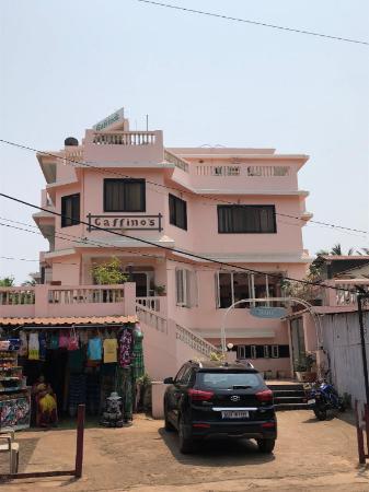 Gaffinos Beach Resort Goa