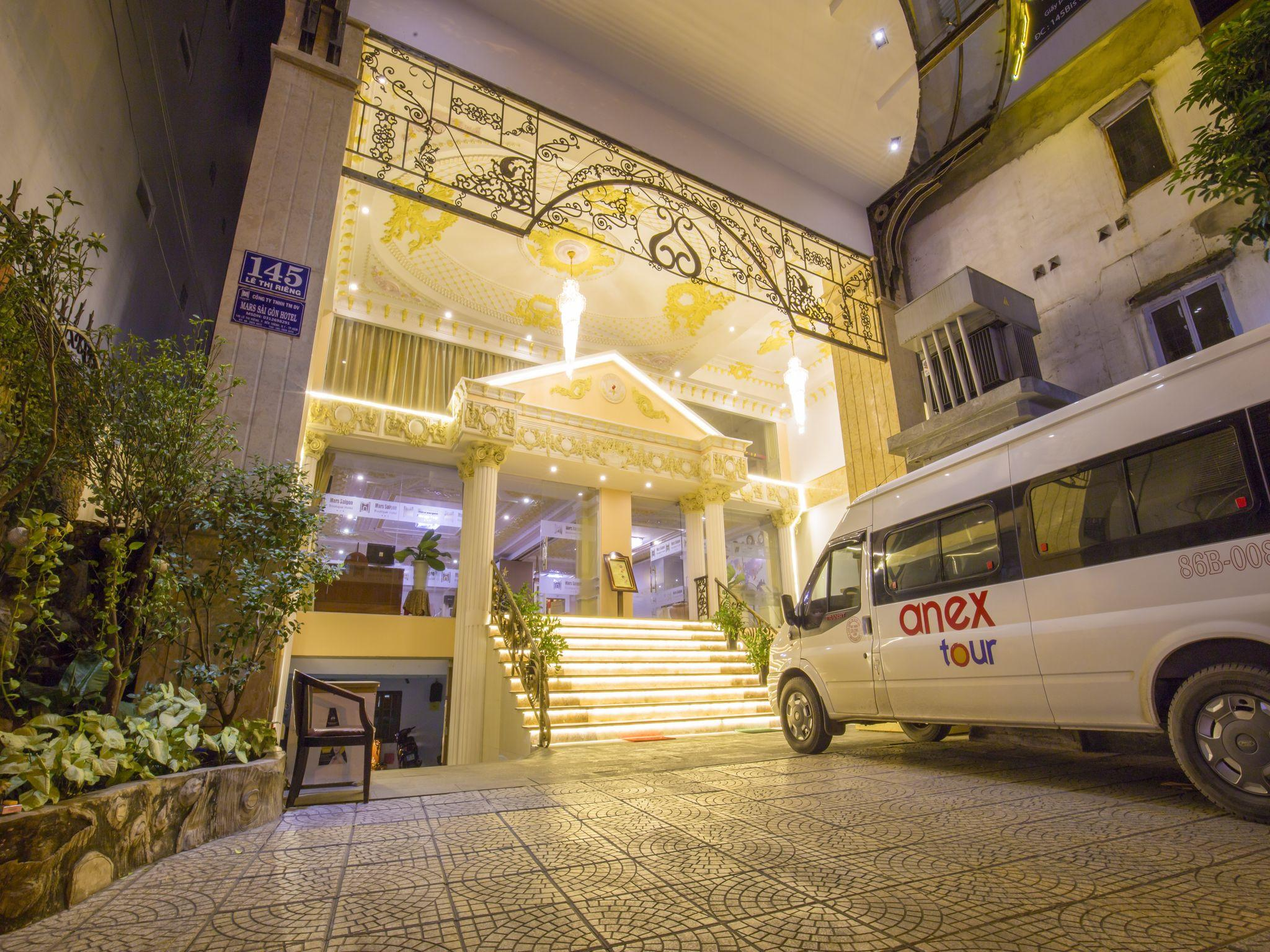 Mars Saigon Hotel