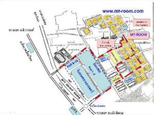 MT Room Apartment Muang Thong Thani