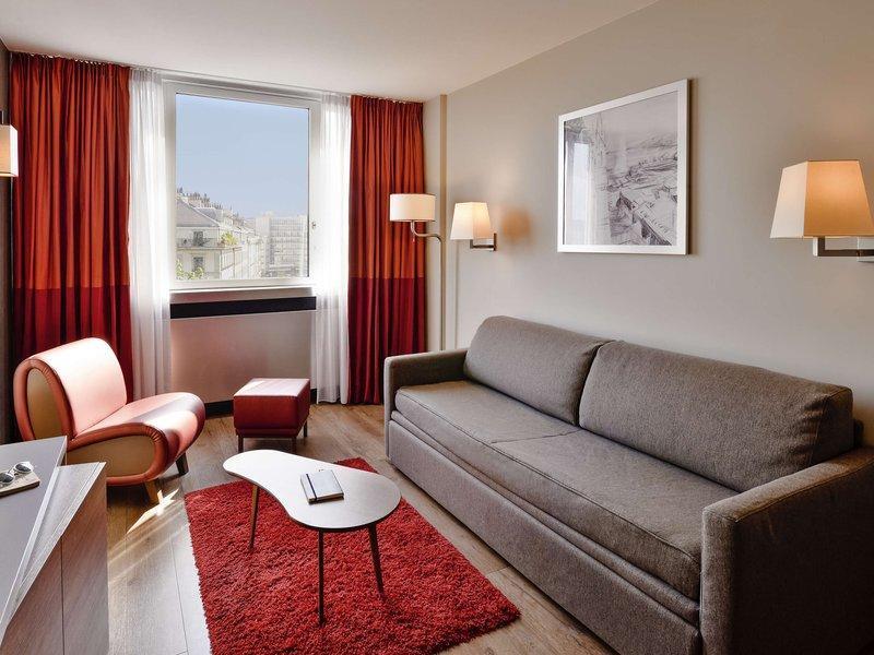 Adagio Geneve Mont Blanc Aparthotel