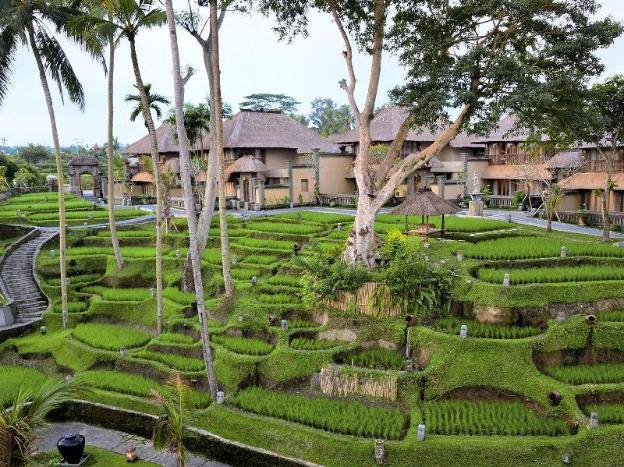 Kamandalu Ubud Resort
