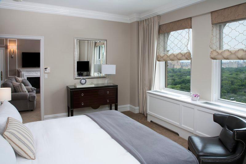 The Sherry Netherland Hotel