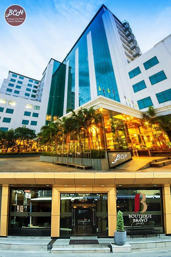 Boutique City And Bravo Hotel Pattaya บูทิก ซิตี้ แอนด์ บราโว โฮเต็ล พัทยา