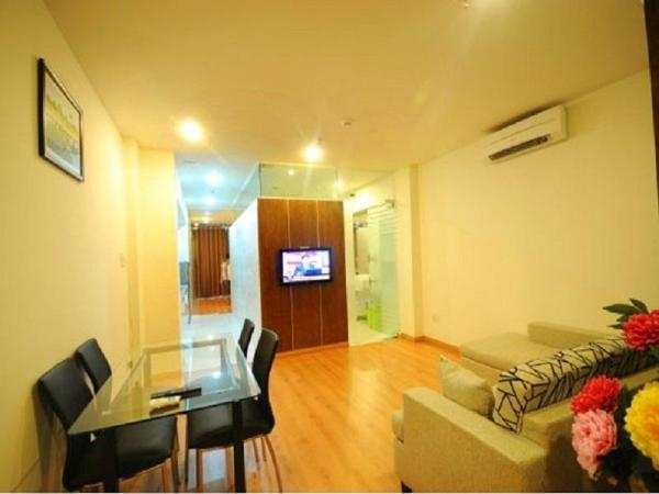 Lucky Residence Suites Ho Chi Minh City