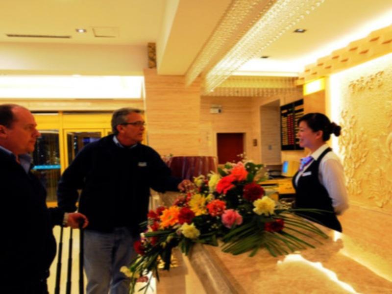 Gansu Jiayuguan Hotel