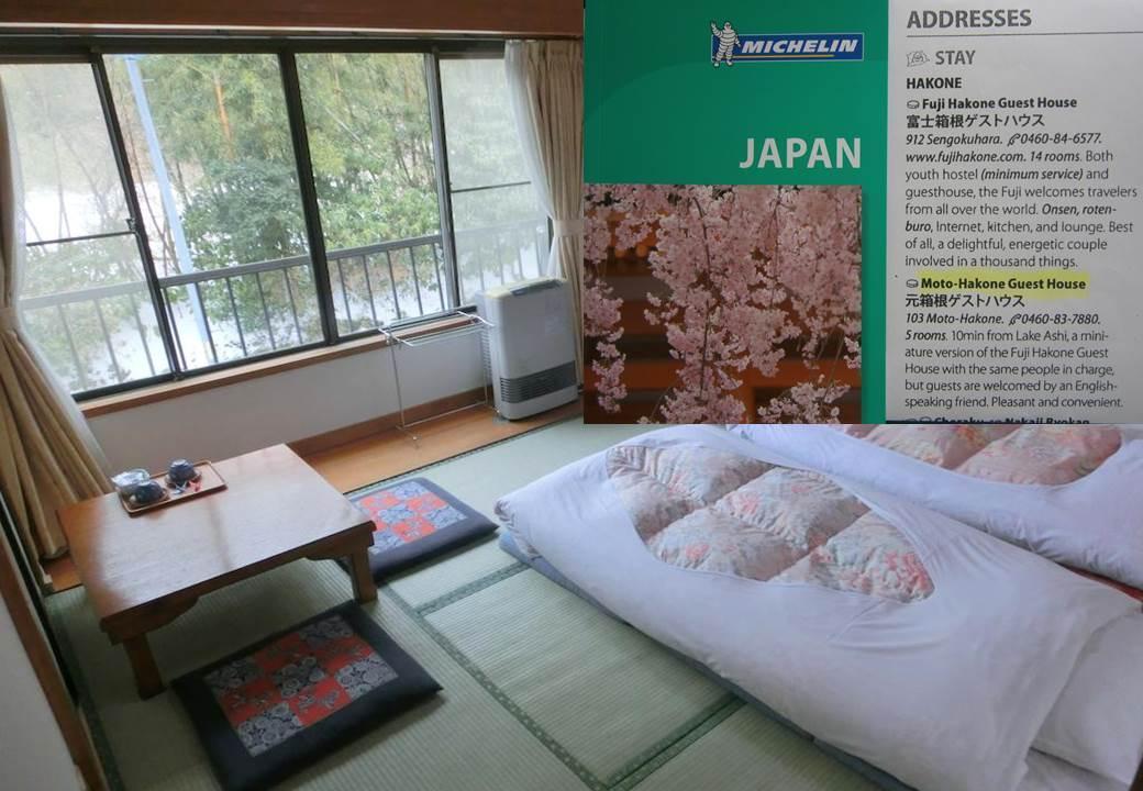 Moto Hakone Guest House