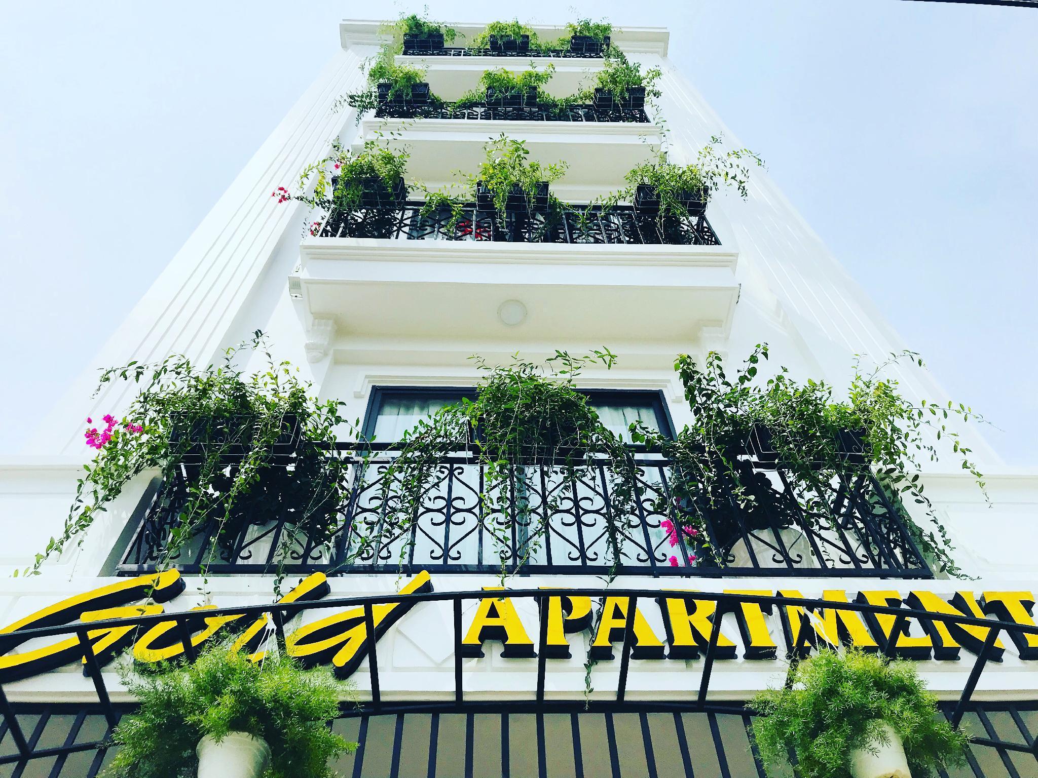 Gold Apartment Da Nang City