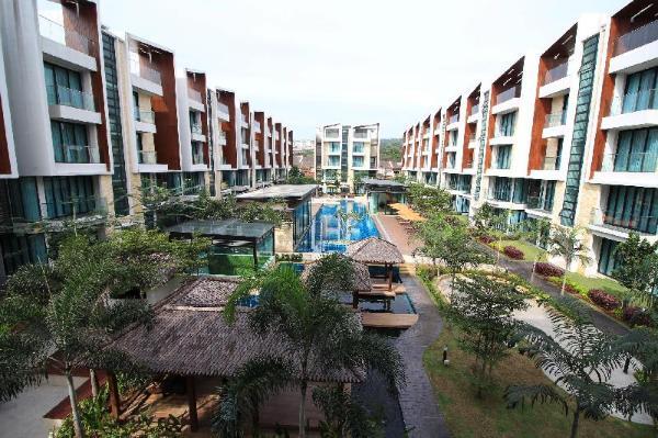 Tropical Villa Luxury Service Suites Kuala Lumpur