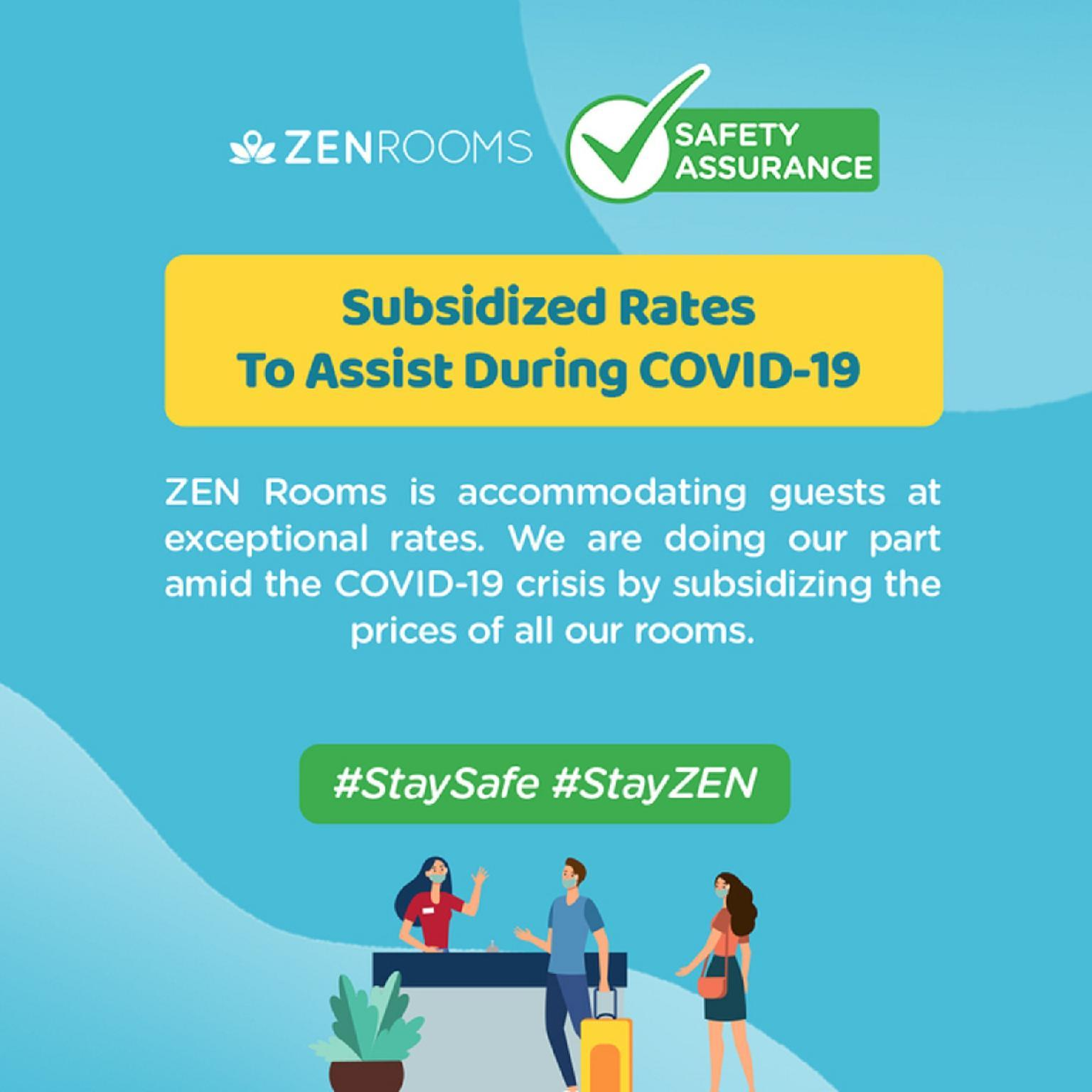 ZEN Home at Icon Plaza BGC (ZEN Safety Assurance)