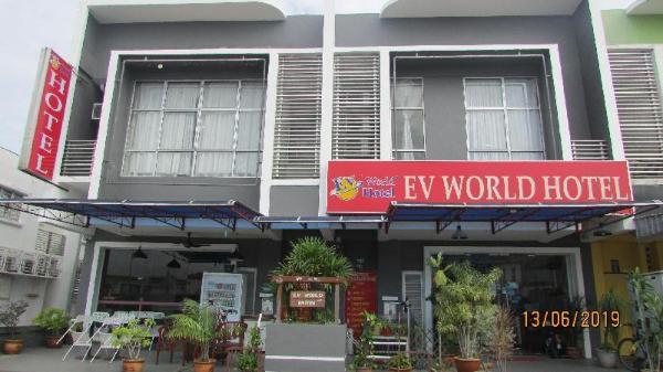 EV World Hotel Enstek - KLIA Bandar Baru Enstek