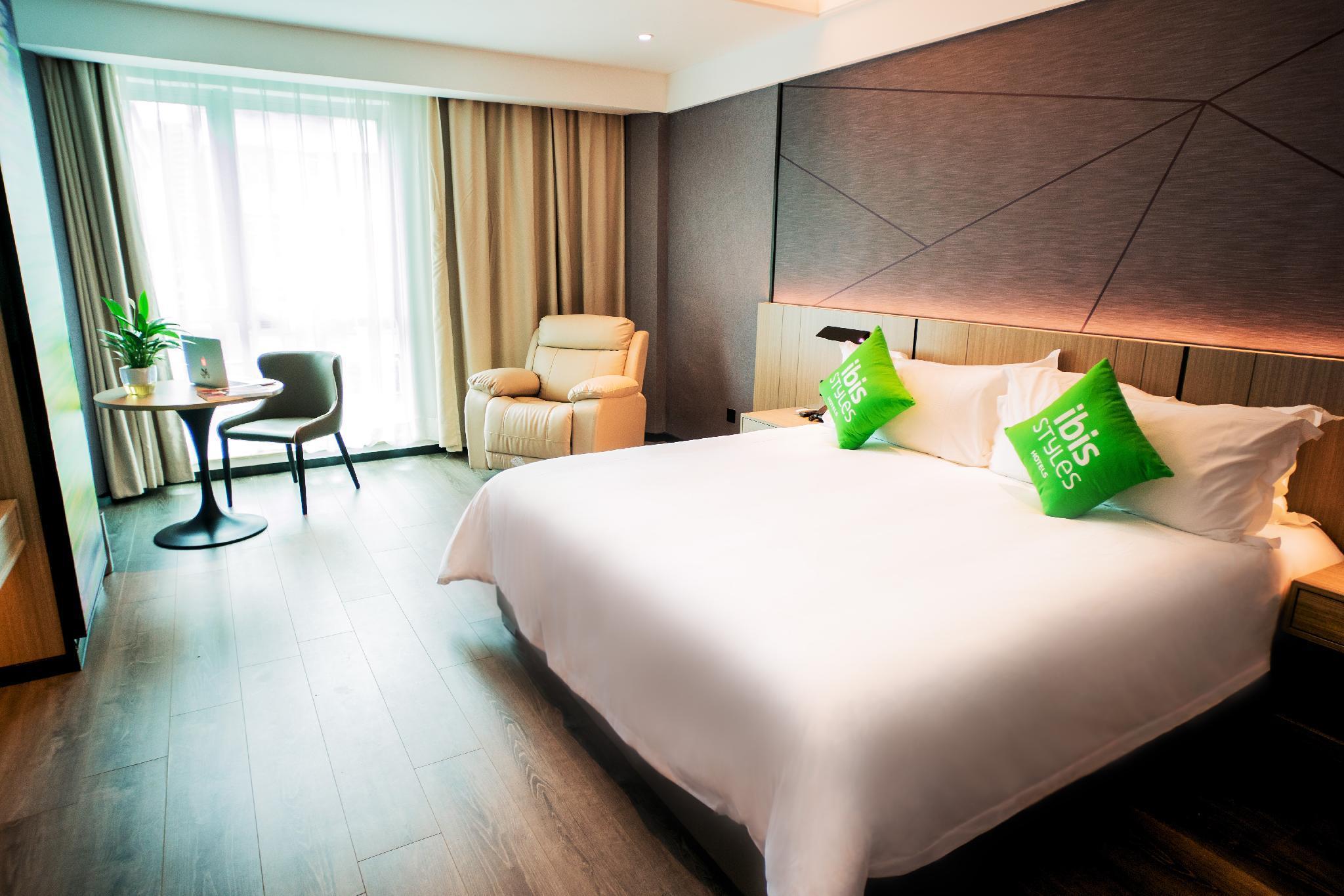 Reviews ibis Styles Dongguan Chang-an Wanda Plaza Hotel