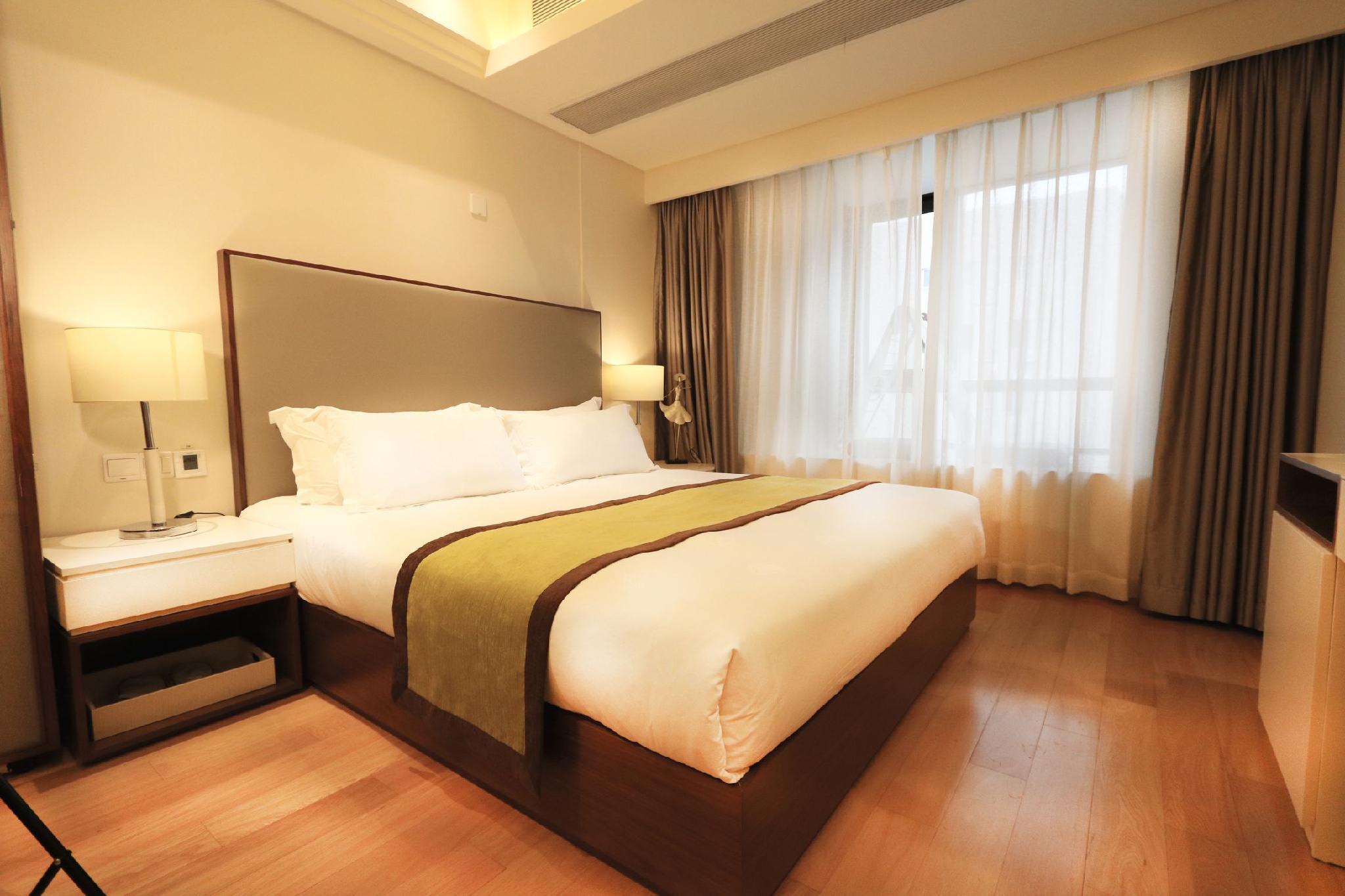 Yujia Serviced Apartment