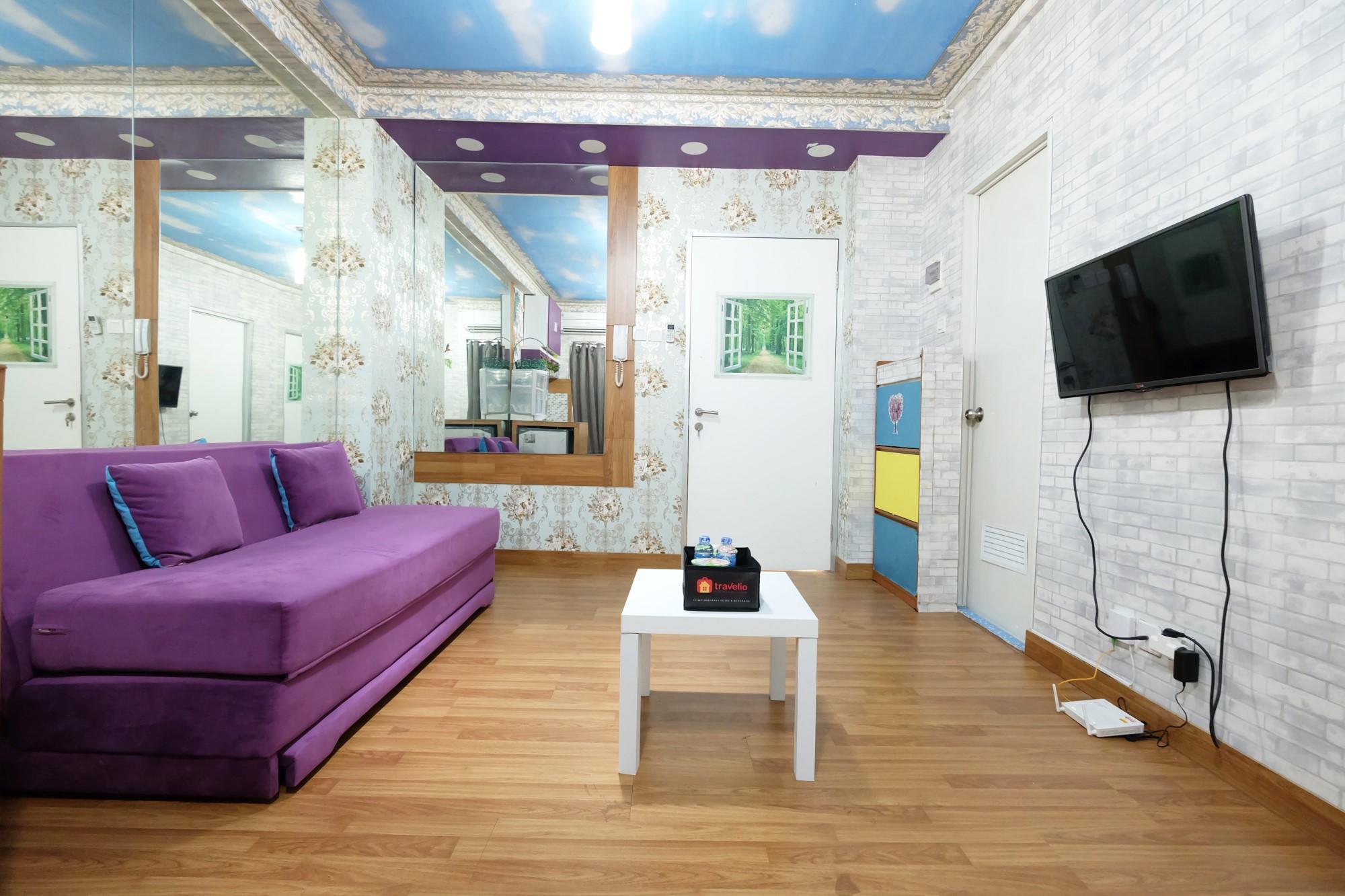 Best Price 3BR Greenbay Apartment Beside Baywalk