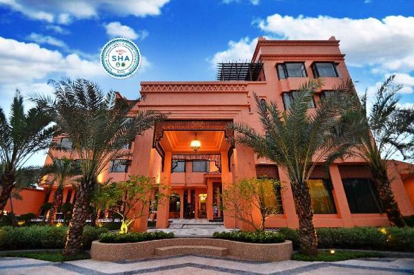 Amman Unique Hotel SHA Certified Udon Thani