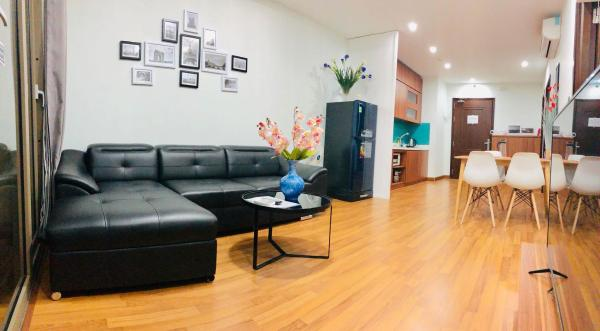 HOMECITY#1 - 2BR Apartment - 5 mins to KEANGNAM Hanoi