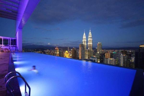 A Luxury Suite in KL Kuala Lumpur