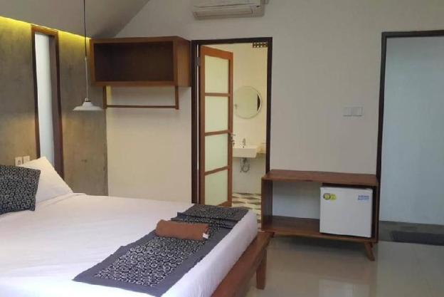 #142 Amazing Suite Room In Ubud Center