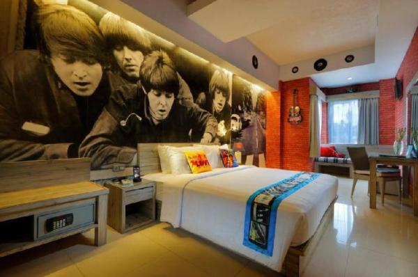#235 Cozy Studio Room in Kuta Center Bali