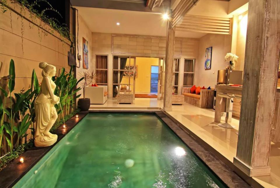 171 Suite Room With Ktchn And Private Pool In Ubud