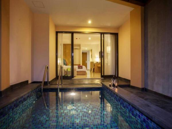 #193 Suite Room With Private Pool Close To Airport Bali