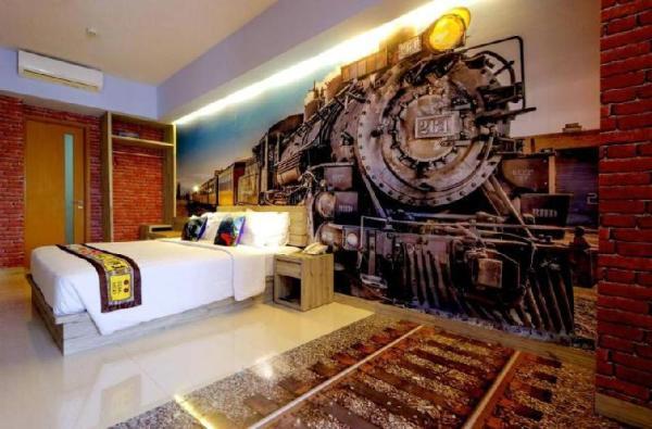 #236 Cozy Studio Room in Kuta Center Bali