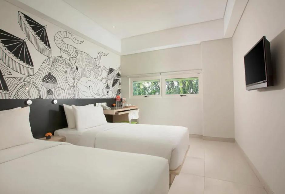 206 Best Room Close Ngurah Rai Airport