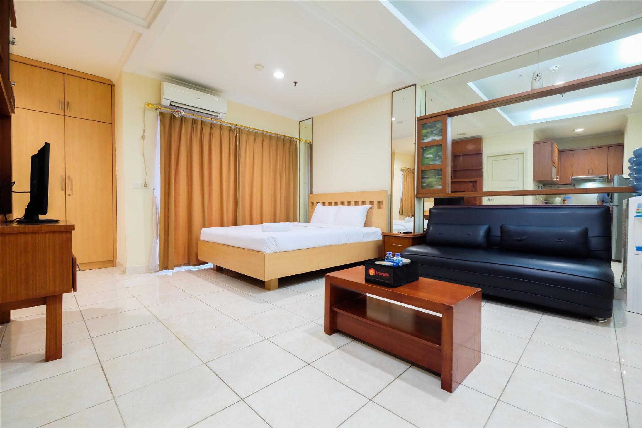 Simply Studio Room At City Home Apt By Travelio