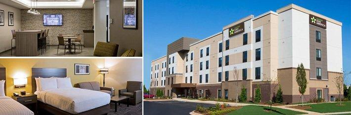 Extended Stay America Greenville Woodruff Road