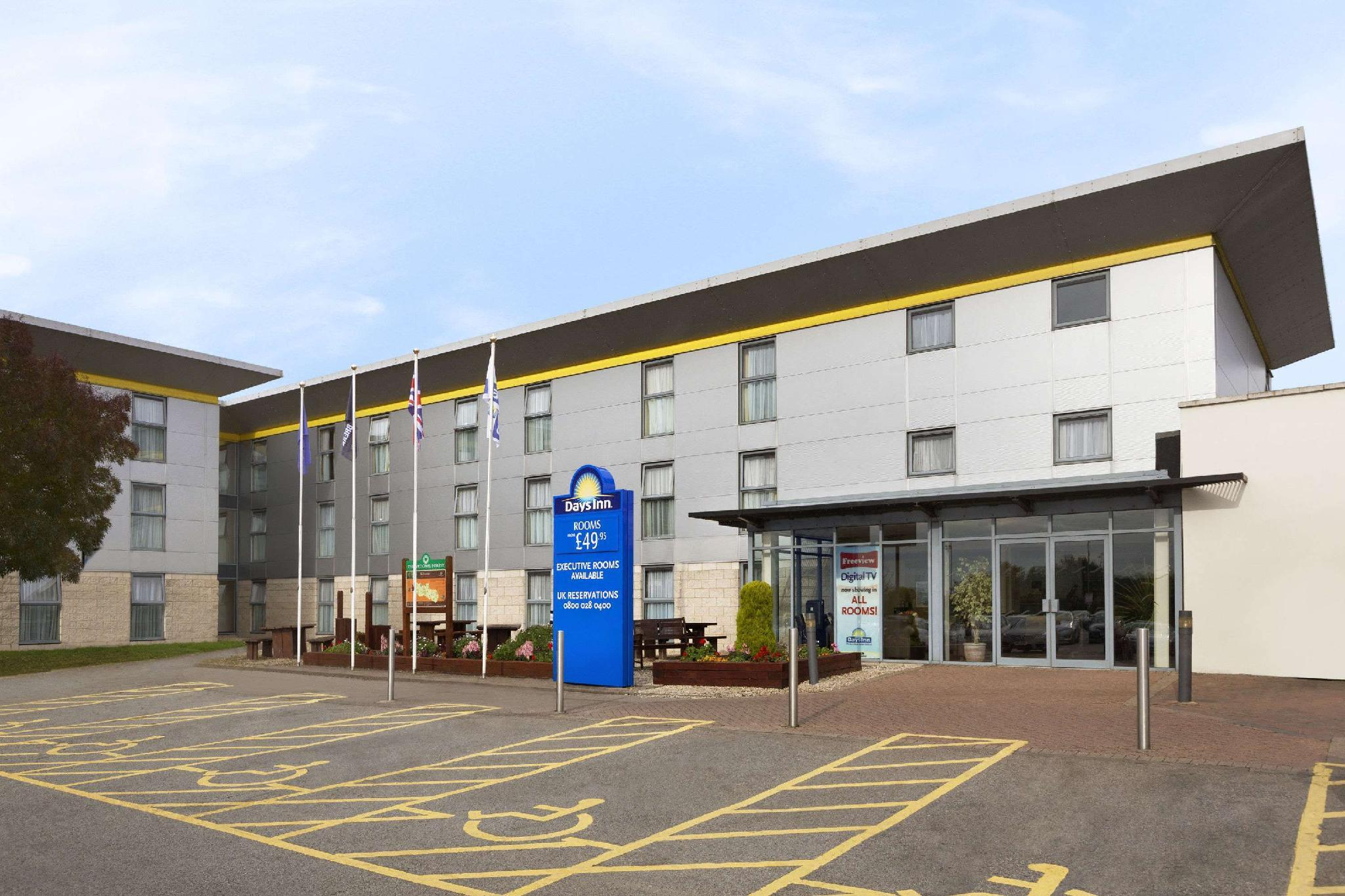 Days Inn Leicester Forest East M1 Reviews
