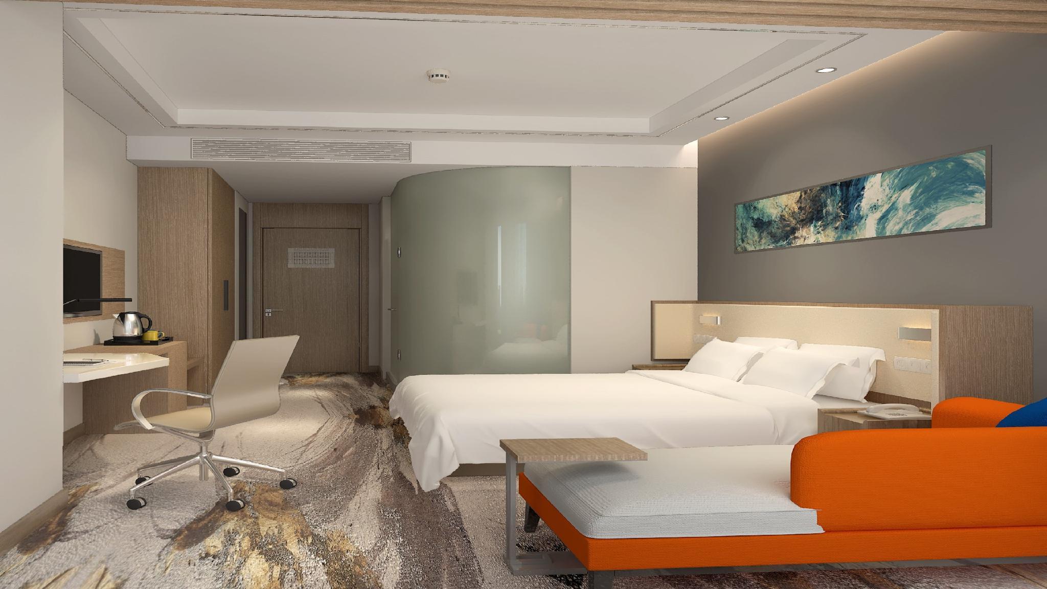 Reviews Holiday Inn Express Linyi Riverside