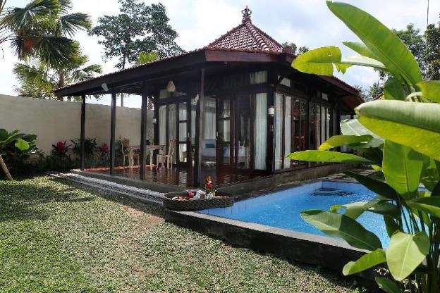 Vrindavan Ubud Villa