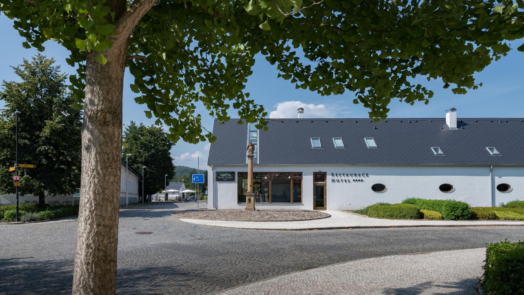 Restaurace And Hotel Panska Zahrada