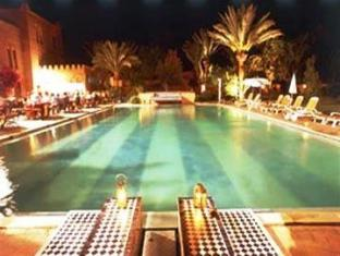 Riad Salam Hotel Ouarzazate - Swimming Pool