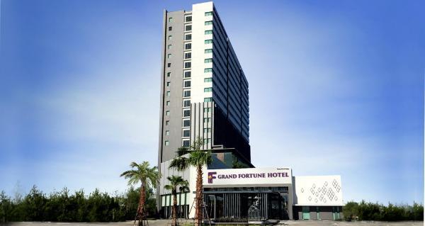 โรงแรมแกรนด์ ฟอร์จูน นครศรีธรรมราช (มาตรฐานความสะอาด SHA) นครศรีธรรมราช