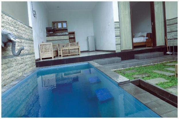 Nini Negari  Villa  ( #2 with  private pool  )