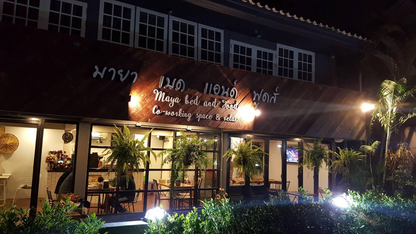 Maya Bed And Food Hostel
