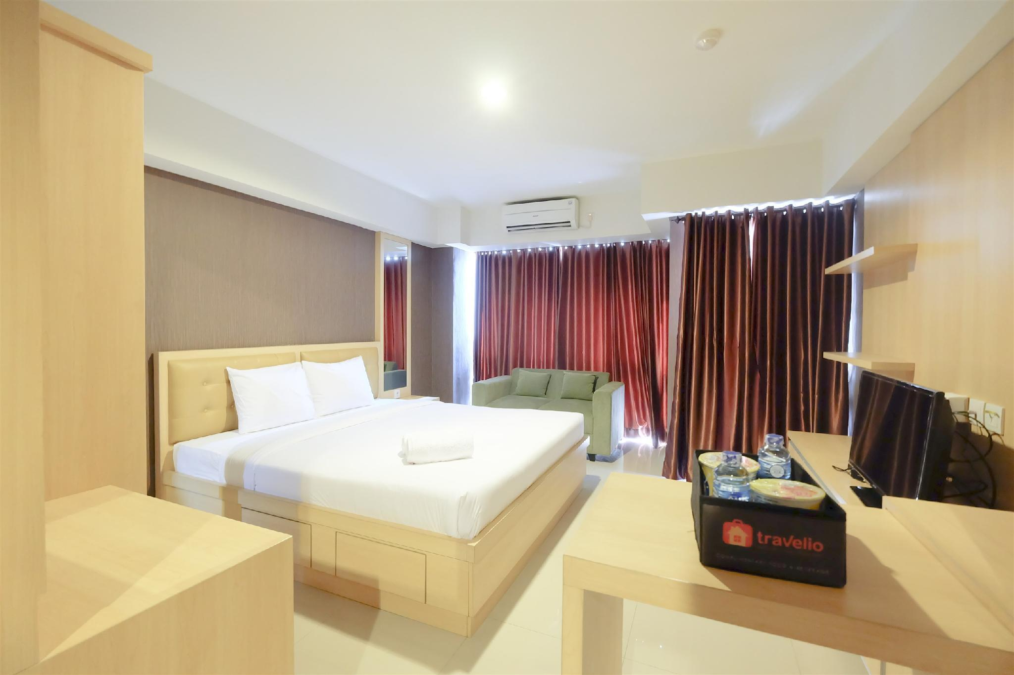 Comfortable Studio Apt Near Cawang By Travelio